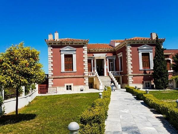 Chalkida na wyspie Evia